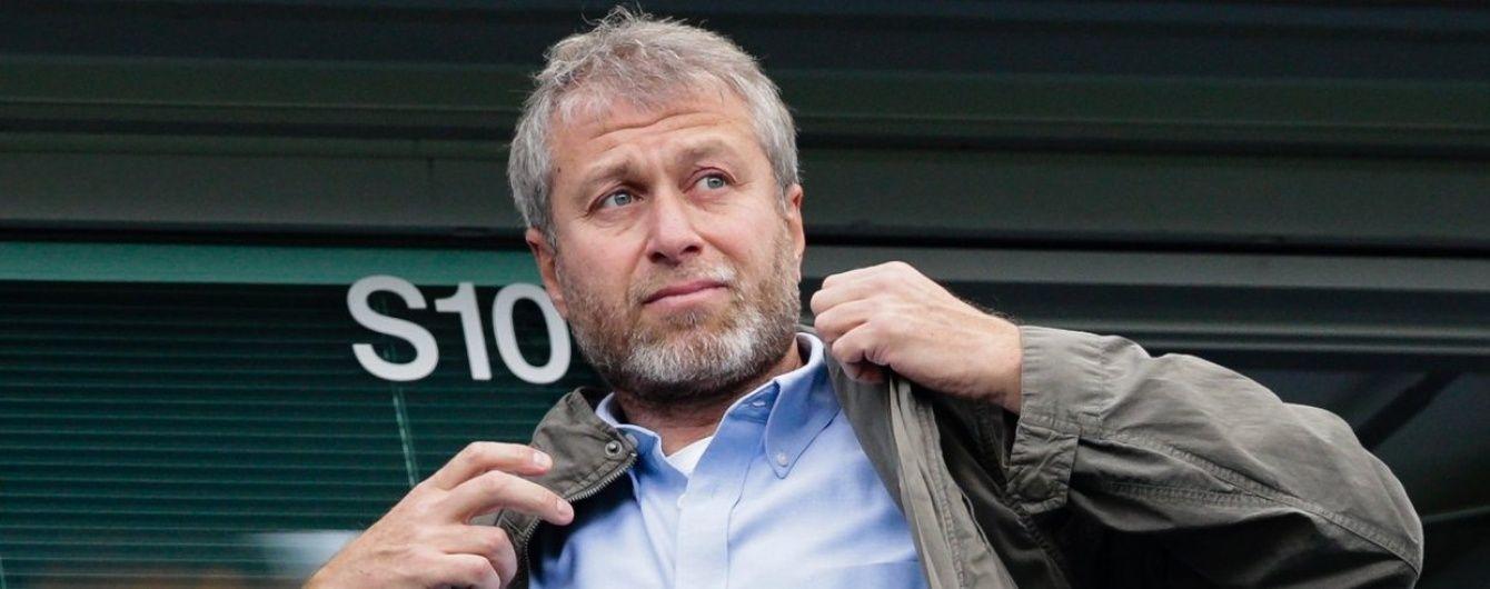 Олігарх Абрамович подав прохання на отримання посвідки на проживання у Швейцарії