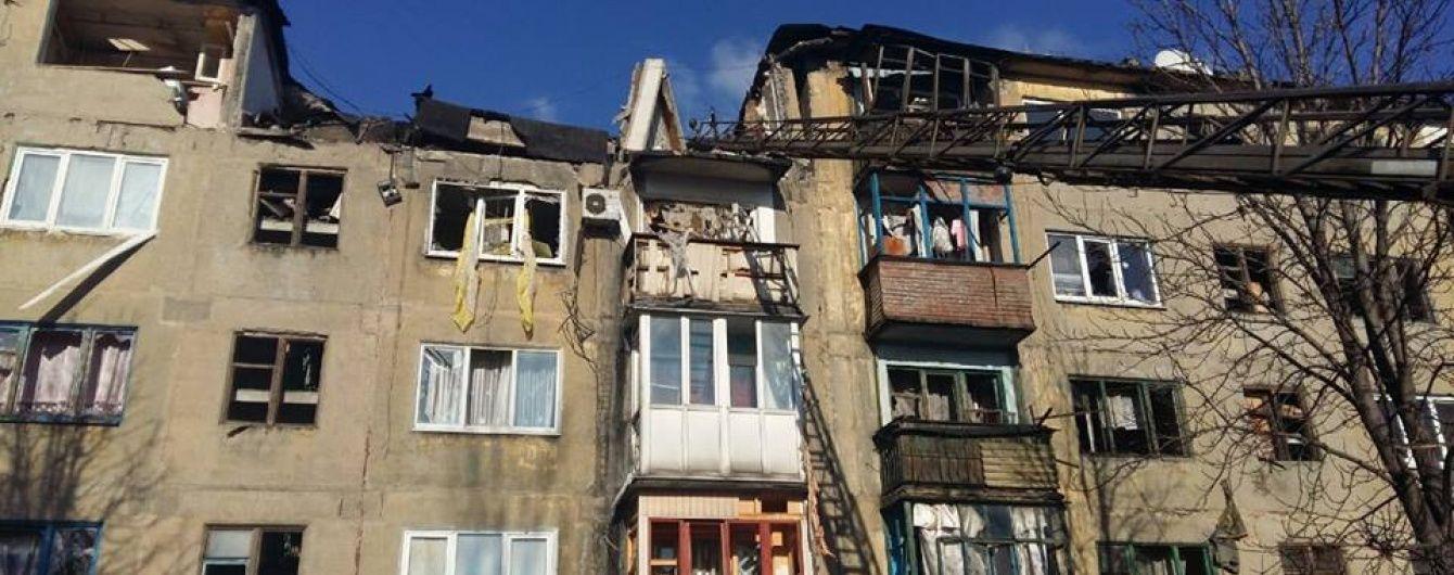 Жінка, яка постраждала від вибуху газу в Українську, померла перед днем народження доньки