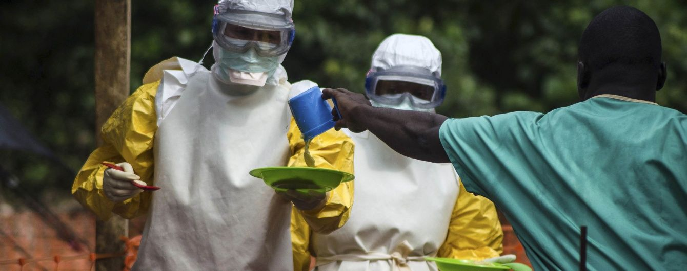 У Гвінеї зафіксовані нові випадки зараження лихоманкою Ебола