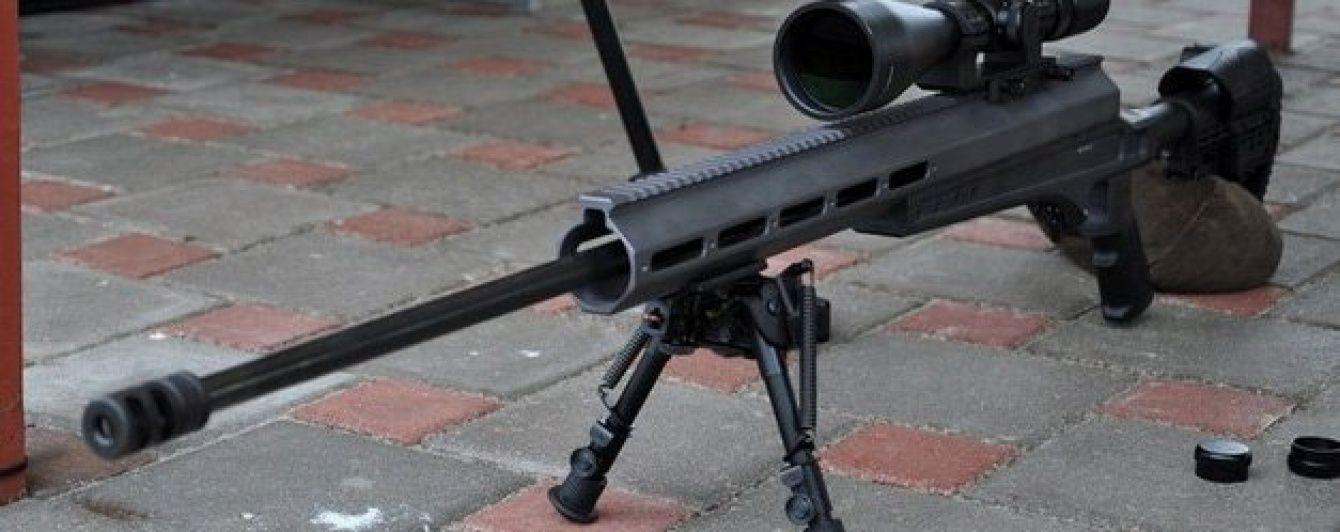 """""""Укроборонпром"""" показав модернізовану снайперську гвинтівку"""