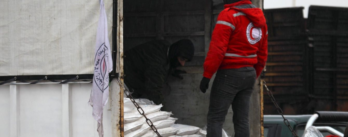 Мирні переговори по Сирії зірвалися через обстріляний Росією гуманітарний конвой