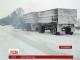 На Чернігівщині за ніч випало 14 сантиметрів снігу
