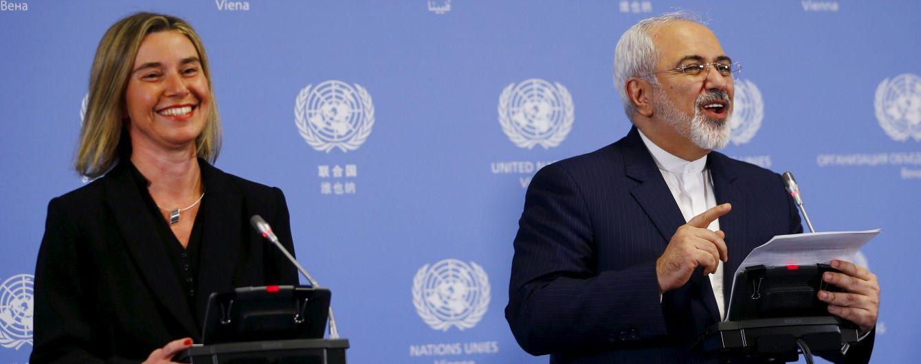 США і Євросоюз зняли санкції з Ірану