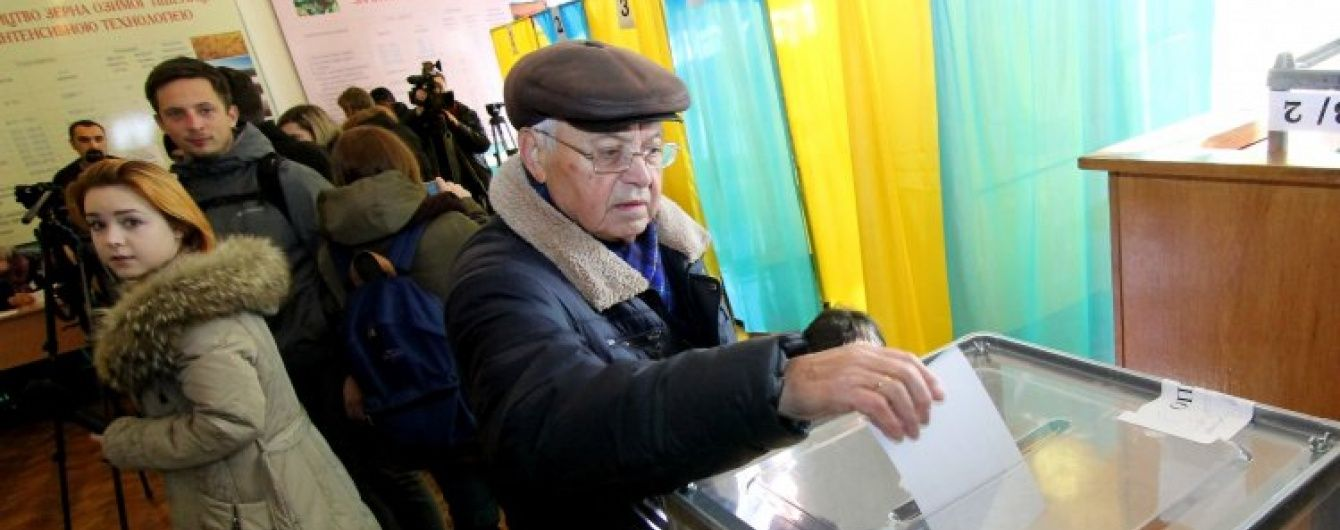 У чотирьох областях України обирають сільських старост