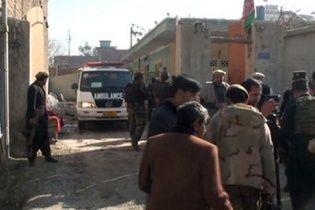 У Кабулі ракета потрапила в посольство Італії