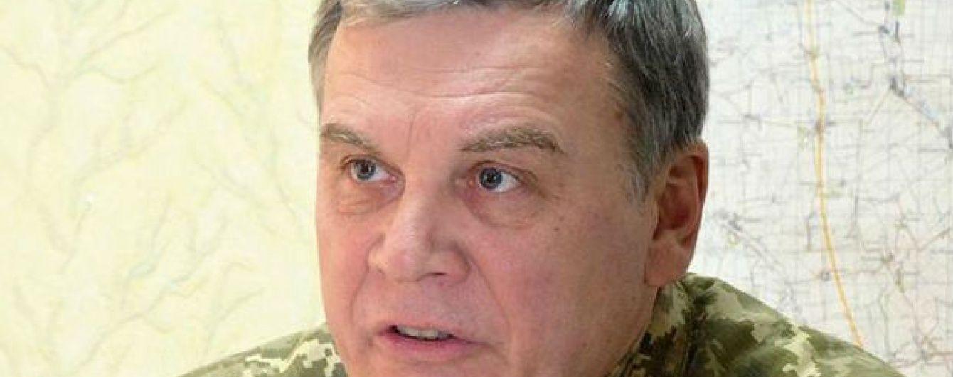 Штаб вважає обстріл машини ОБСЄ цілеспрямованою провокацією проти України