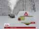Від зимової негоди потерпають Болгарія та Румунія