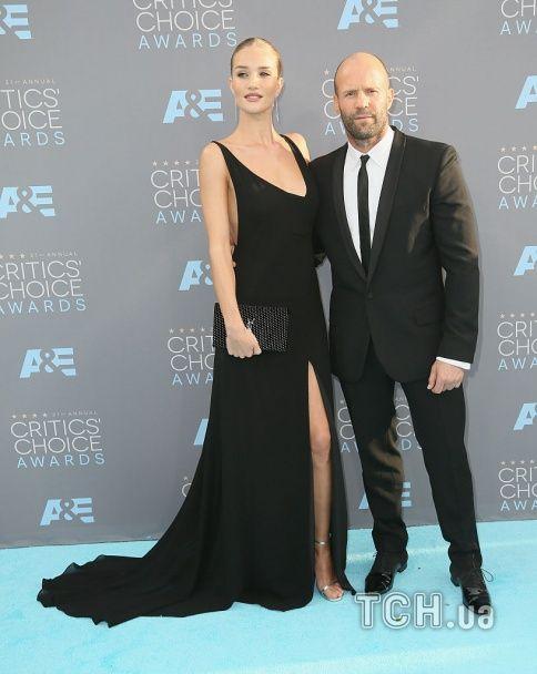 Critics' Choice Movie Awards 2016: усміхнена Еністон, вагітна Тайлер та закоханий Стейтем