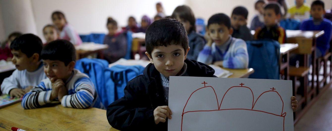 У турецьку школу поцілив смертельний снаряд, є постраждалі