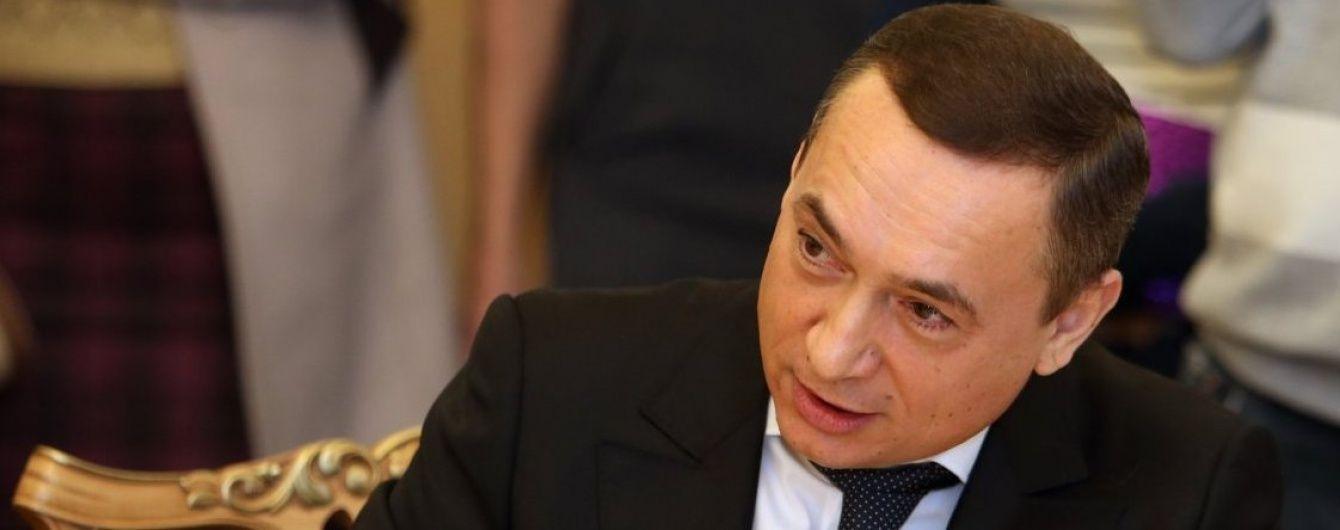 Мартиненко вирішив, що Лещенко воює з ним за російські гроші
