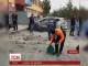 Снаряд, випущений з території Сирії, впав на подвір'ї турецької школи