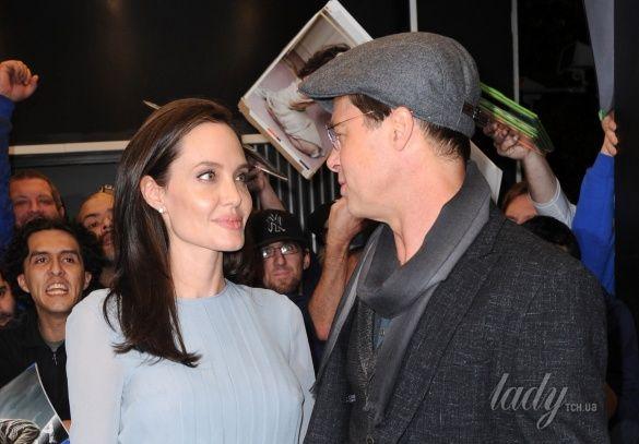 Анджелина Джоли и Брэд Питт_6