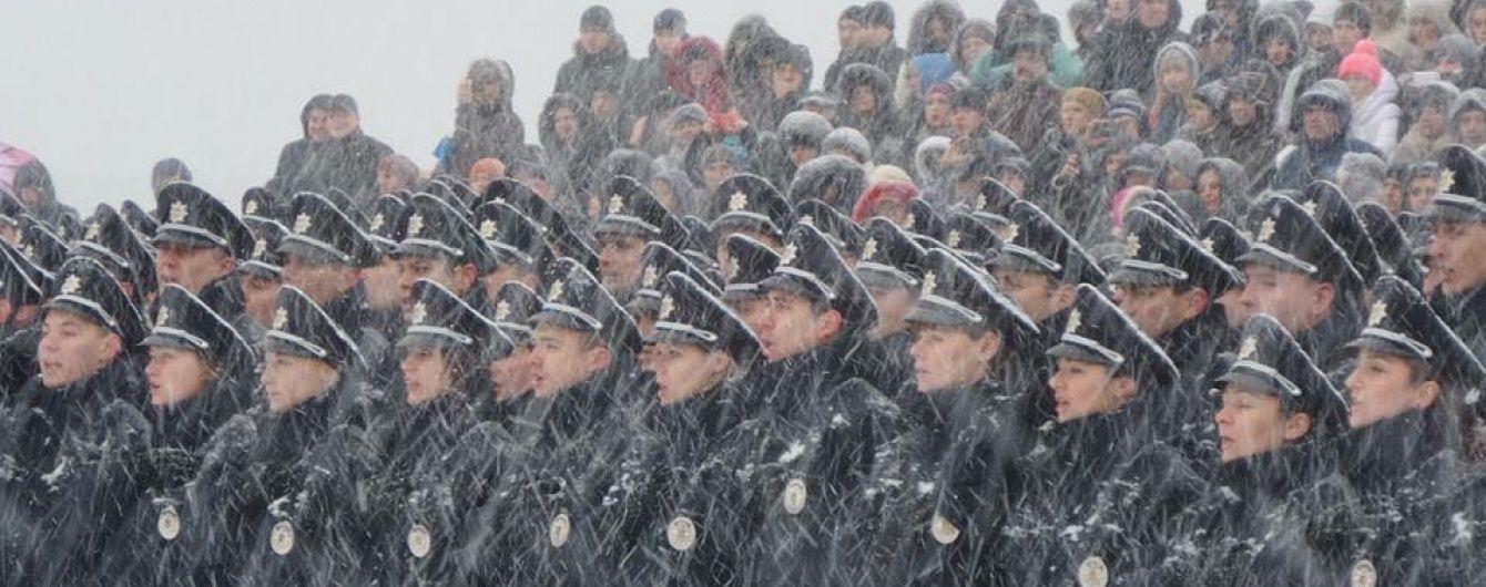 Де в Україні вже запрацювала нова поліція. Інфографіка
