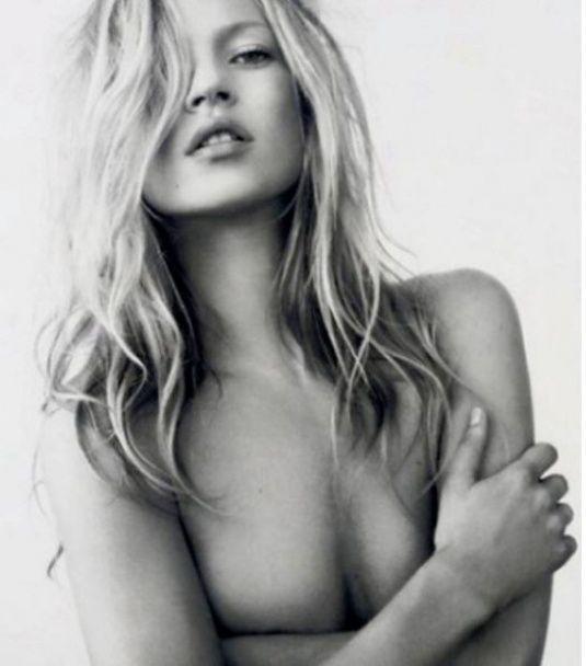 Харизматичная и сексуальная: 20 горячих снимков Кейт Мосс