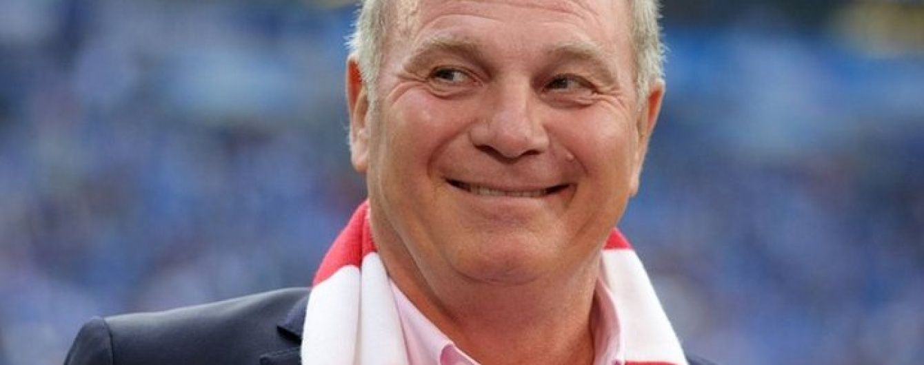 """Екс-президент """"Баварії"""" вийде з в'язниці до кінця січня"""