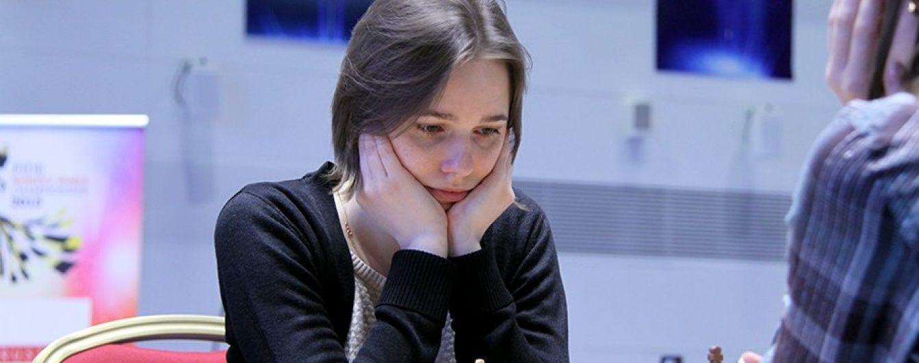 Українка Музичук зіграла внічию у третій партії матчу за шахову корону