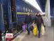 Потяг Херсон-Київ сьогодні запізнився на вісім годин