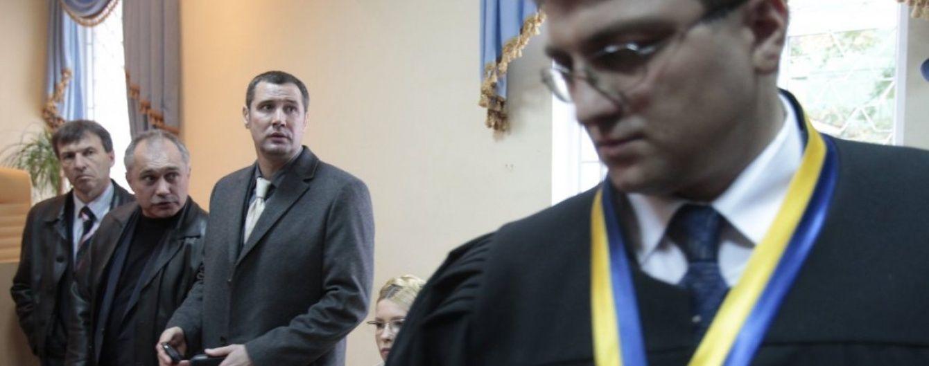 Порошенко звільнив скандального Кірєєва і ще трьох суддів