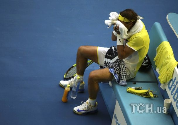 Як іменитий Надаль сенсаційно вилетів після першого кола Australian Open