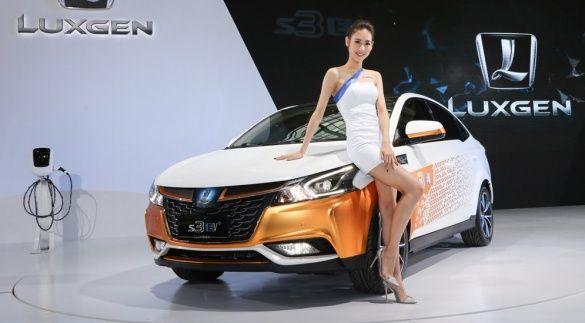 Luxgen S3 EV+