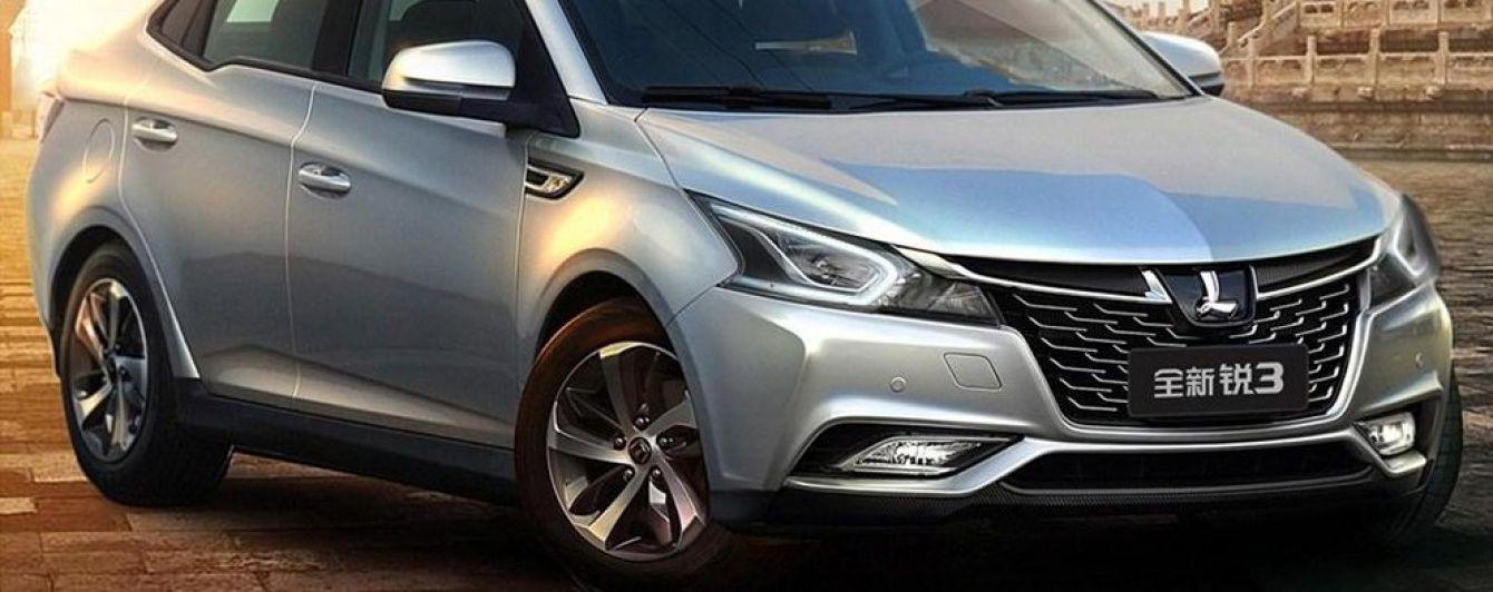 Luxgen рассекретил новый седан