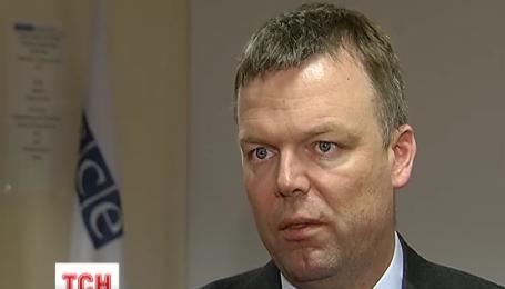 ОБСЕ фиксирует обострение ситуации на Донбассе