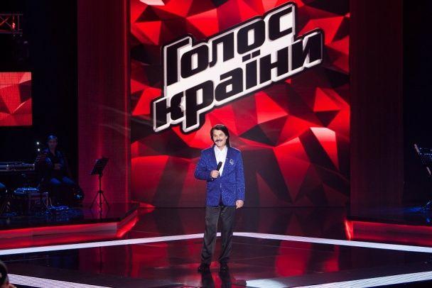 """Павло Зібров заспівав арію на """"Голосі країни-6"""""""
