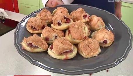 Рецепт кокосового печенья от Руслана Сеничкина