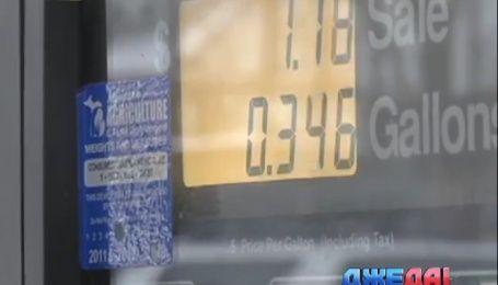 В одном из американских штатов бензин продают по 50 центов