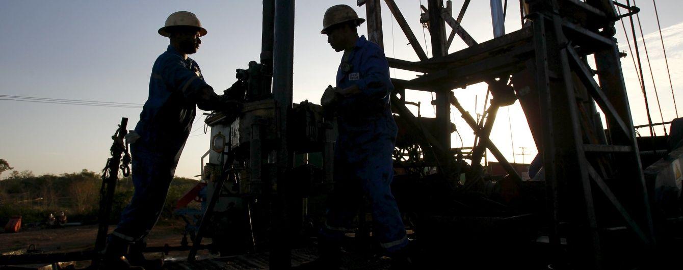 Ціна нафти марки Brent почала різко зростати