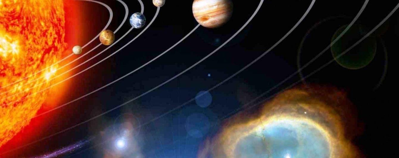 П'ять планет сонячної системи вперше за 11 років стали в один ряд