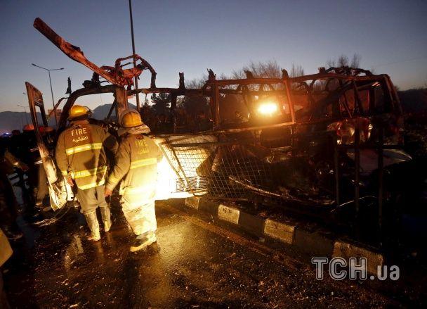 Зросло число жертв потужного вибуху біля посольства Росії в Афганістані