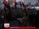 За загиблим в зоні АТО добровольцем Григорієм Семенишиним відспівали панахиду на Майдані