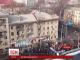У Кишиневі мітингарі увірвалися до парламентської будівлі та вимагають зустрічі з депутатами