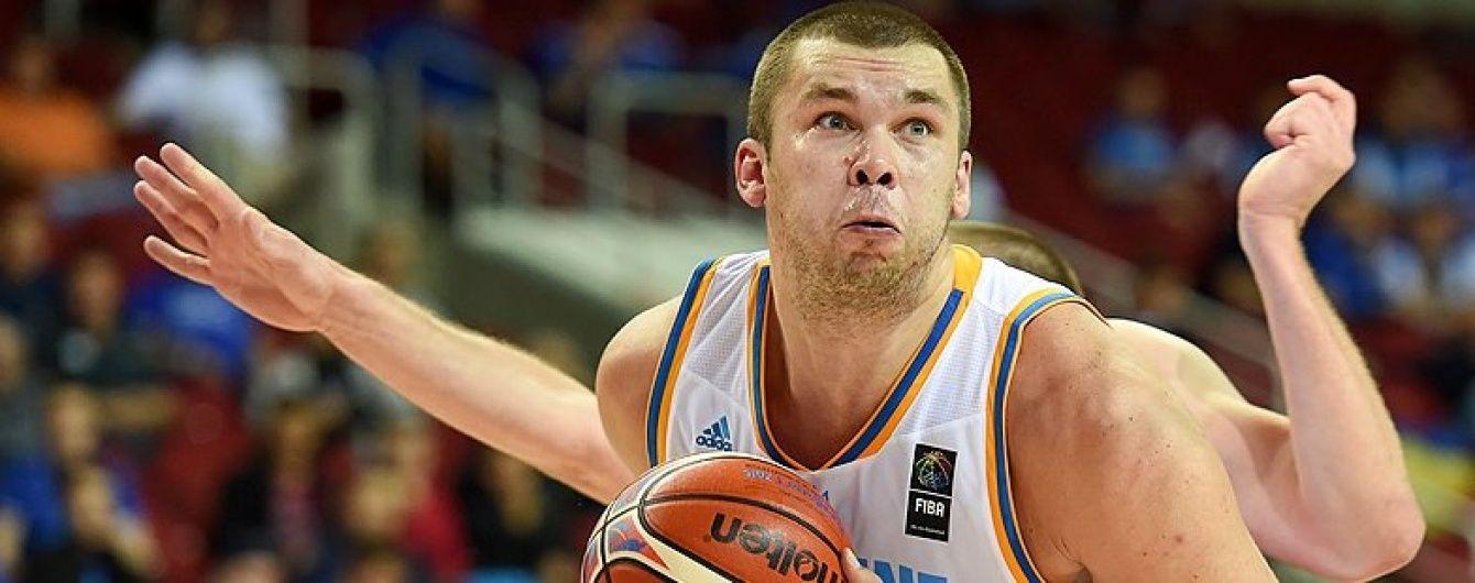 Баскетбольна збірна України опинилася у другому кошику посіву кваліфікації на Євробаскет-2017