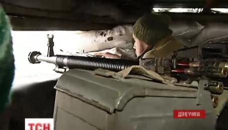 На Маріупольському напрямку бойовики використали заборонений калібр