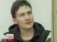 Суд відмовив у допиті священика, який звинуватив Надію Савченко в катуваннях