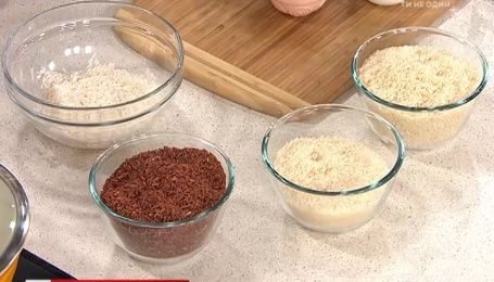 Темний рис набагато корисніший за білий