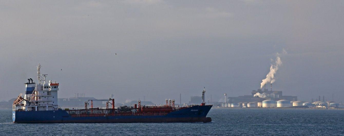 Перший за 40 років нафтовий танкер із США прибув до Європи