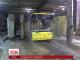У столиці дезінфікують громадський транспорт