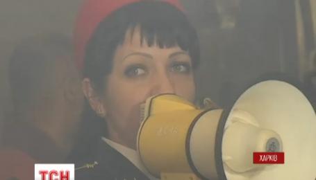 У харківському метро провели нічні навчання для рятувальників
