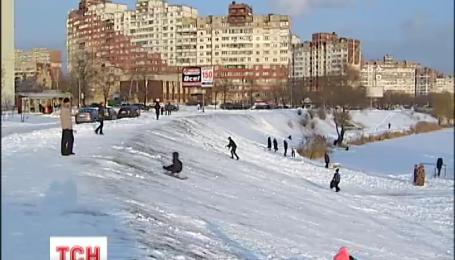 Синоптики обещают сильные морозы почти по всей Украине