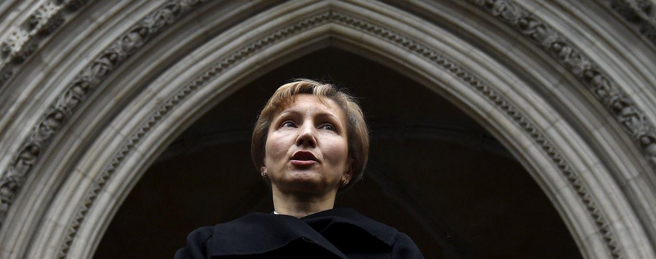 Вдова Литвиненка закликала Великобританію ввести санкції проти Путіна