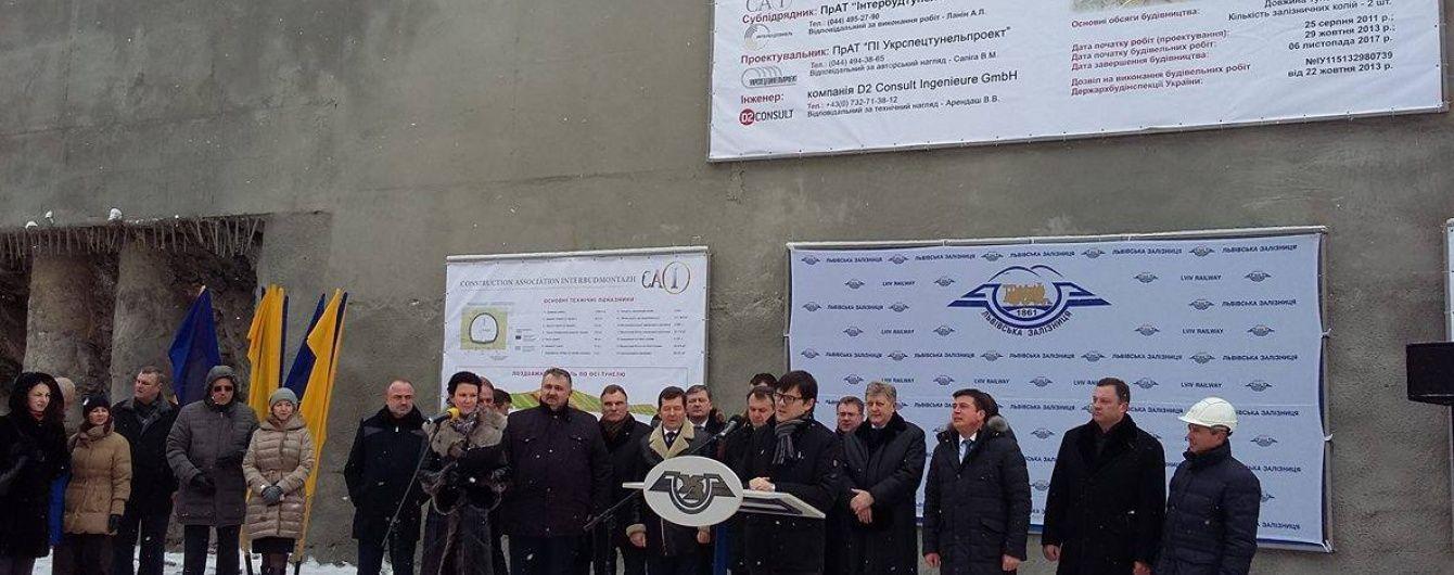 У Карпатах завершили перший етап будівництва масштабного транспортного проекту