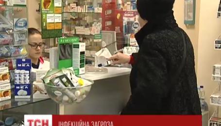 От гриппа в Украине умерли 60 человек