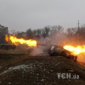"""Бойовики накрили вогнем з """"Градів"""" позиції сил АТО під Маріуполем"""