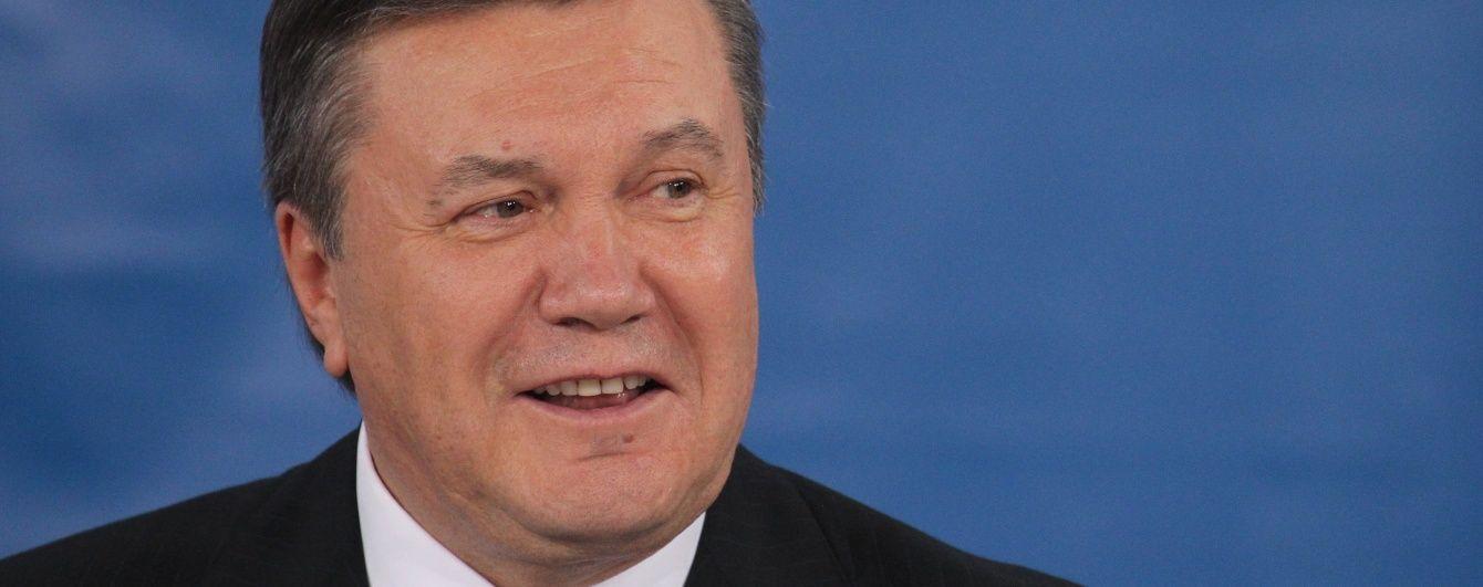 Янукович із Ростова українською заявив про провокації щодо його допиту