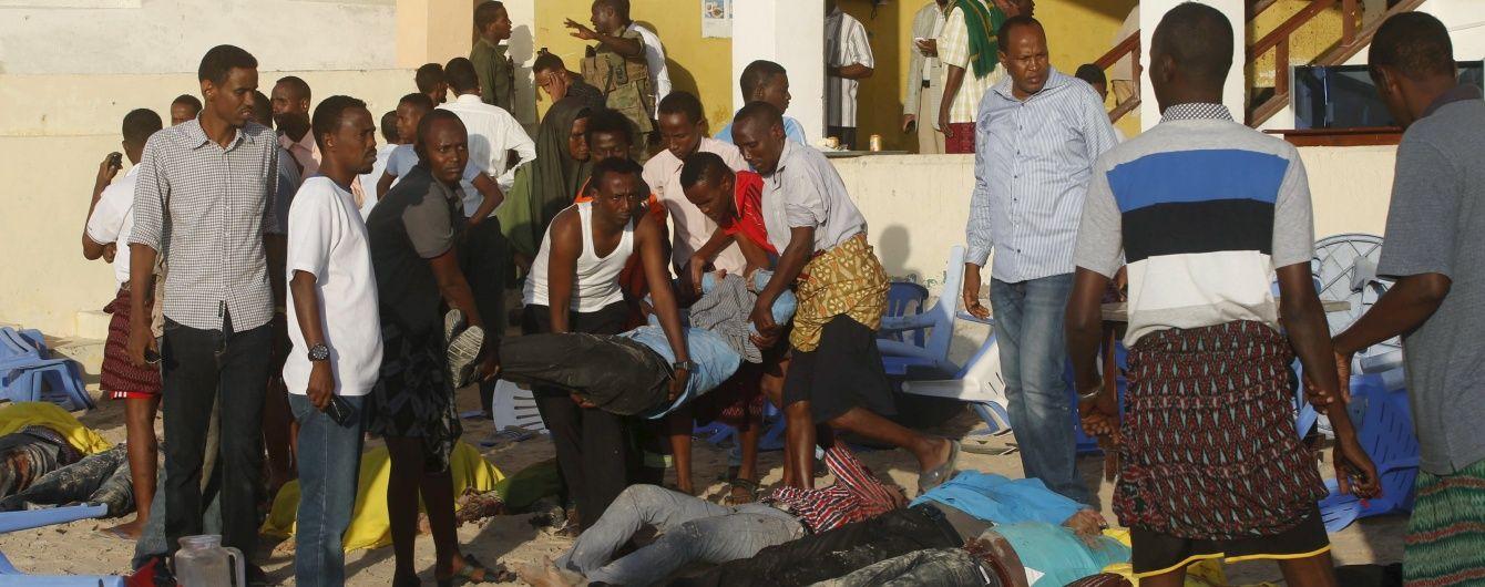 У центрі столиці Сомалі прогримів вибух, є загиблі