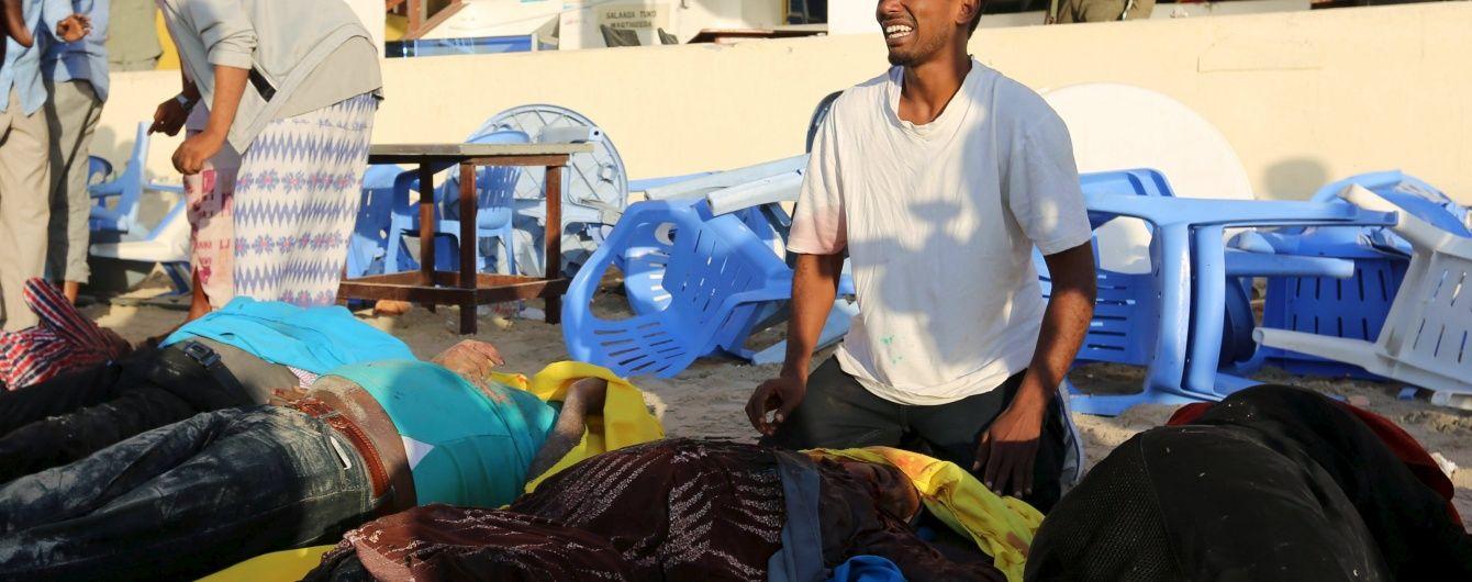 Унаслідок обвалу мечеті в Сомалі загинули не менше 15 осіб