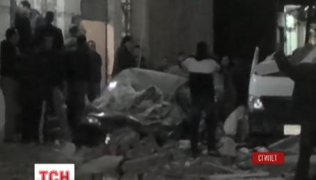 В пригороде Каира неподалеку от пирамид сработала самодельная бомбы
